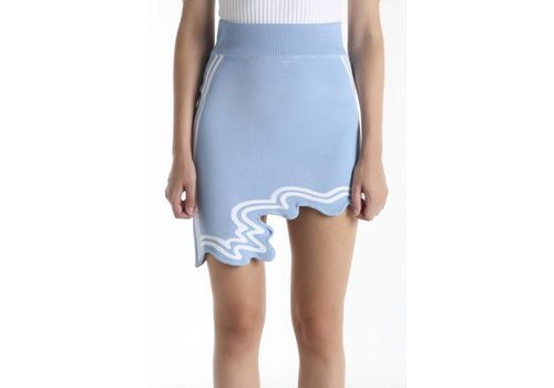 PH5 Casey Wavy Mini Skirt