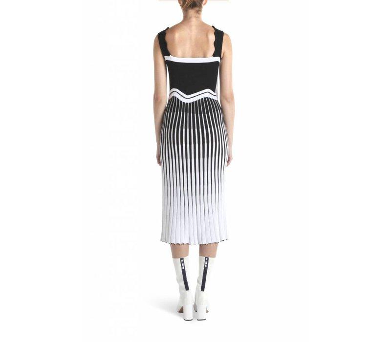 PH5 Parlor Wavy Tank Dress