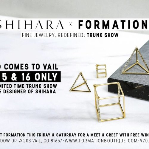 Shihara Trunk Show | In Store Event