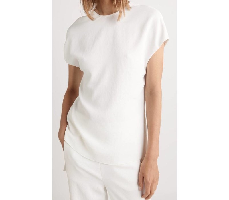 Dion Lee Corrugated Pleat Top