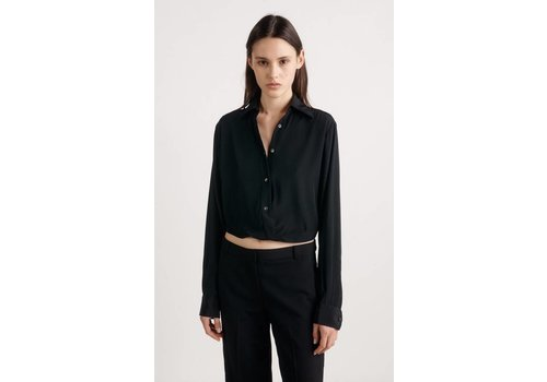 Dion Lee Silk Loop Shirt
