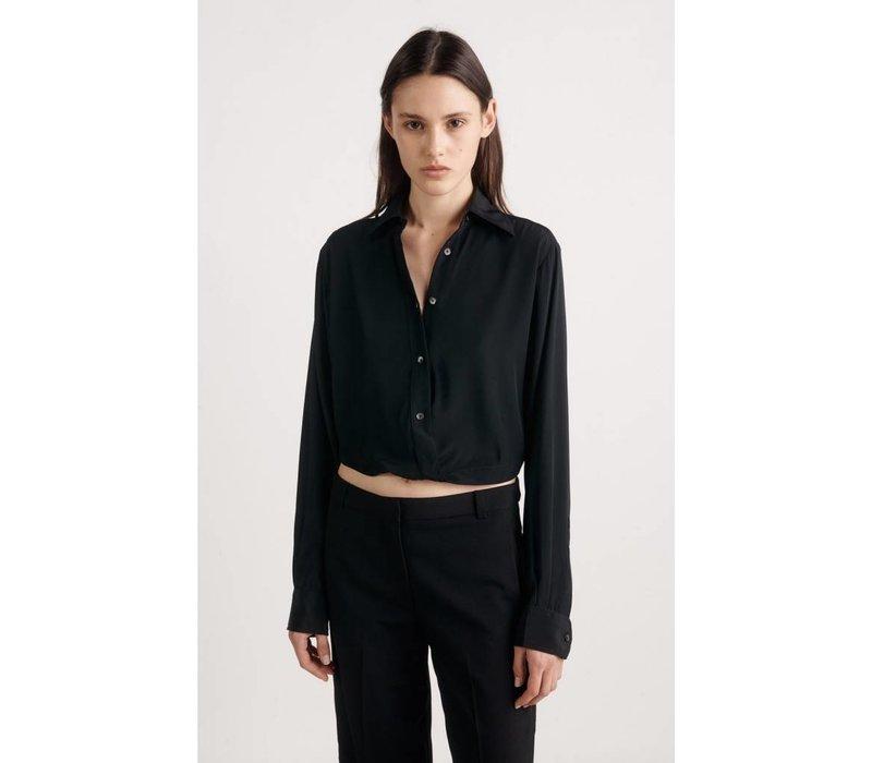 Dion Lee Silk Loop Shirt