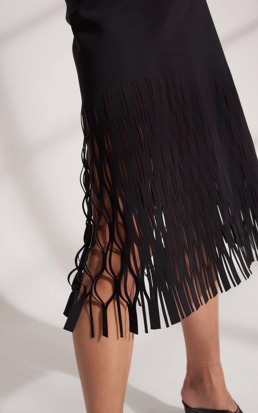 3f1961d2c0 Formation Boutique | Dion Lee Shadow Perf Skirt - Formation Boutique