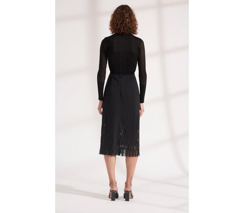 Dion Lee Shadow Perf Skirt