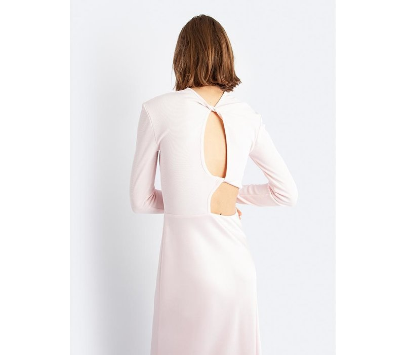 Christopher Esber Harlow Twist Back Bias Dress