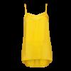 Arje Arje Ana Oriental Silk Cami Top