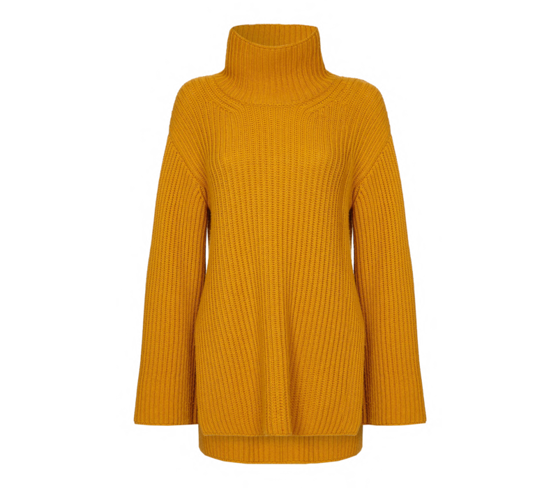 Arje Mayka Cashmere Blend High Neck Sweater