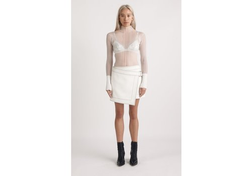 Dion Lee E-Hook Mini Skirt