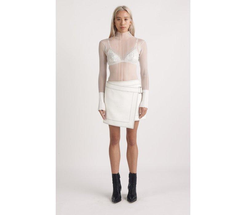 Dion Lee E-Hook Mini Skirt