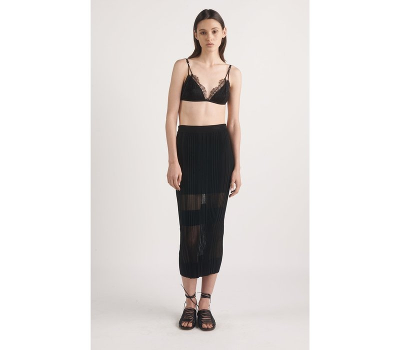 Dion Lee Trace Lace Triangle Bra