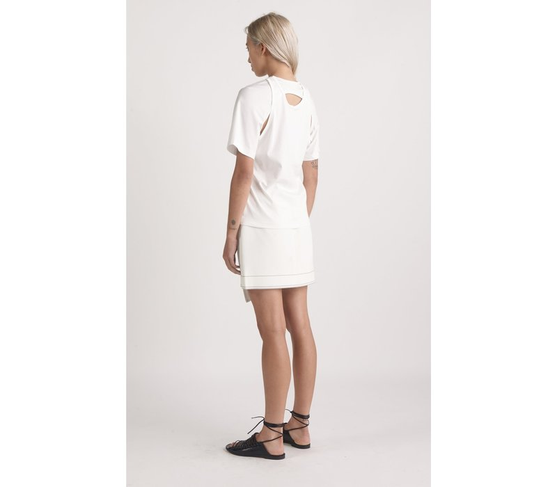 Dion Lee Layered Back Tee