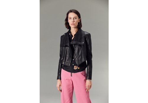 Veda Maximus Leather Jacket