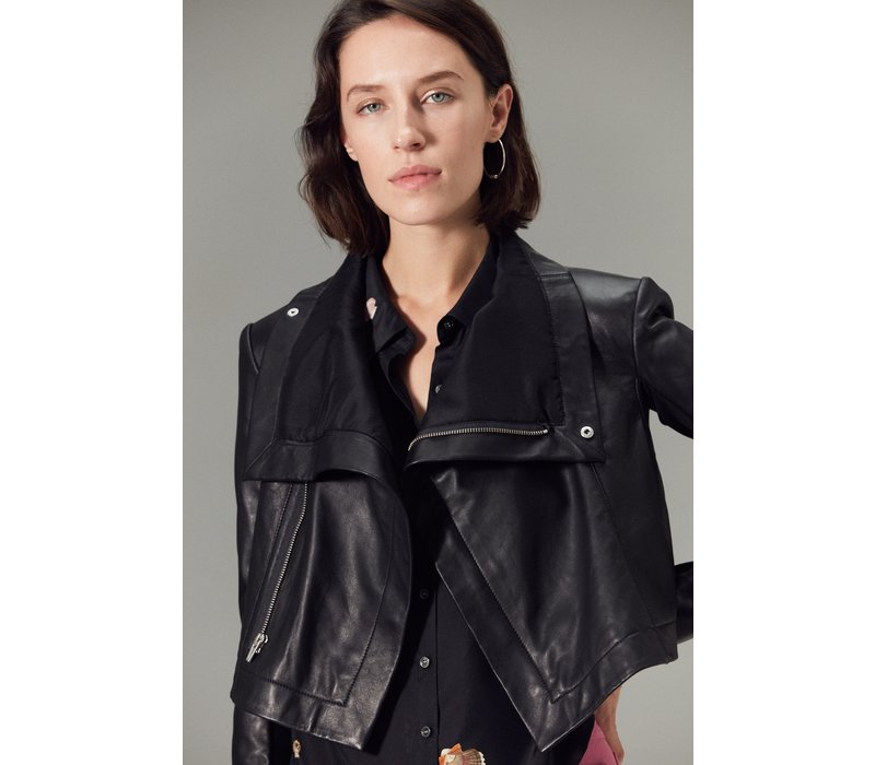 Veda Maximus Leather Jacket