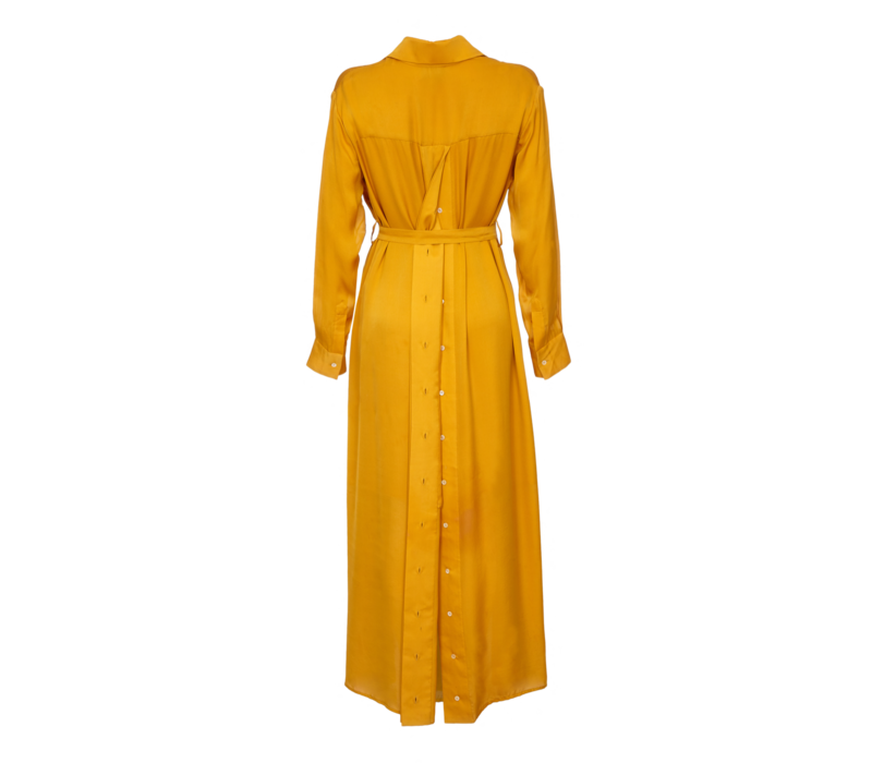 Arje Drea Oriental Long Shirt Dress