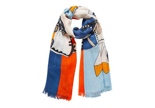 Inouitoosh Katchina Scarf