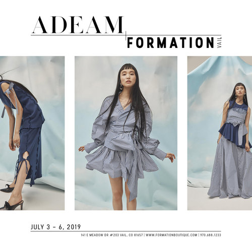 Adeam Trunk Show | In Store Event