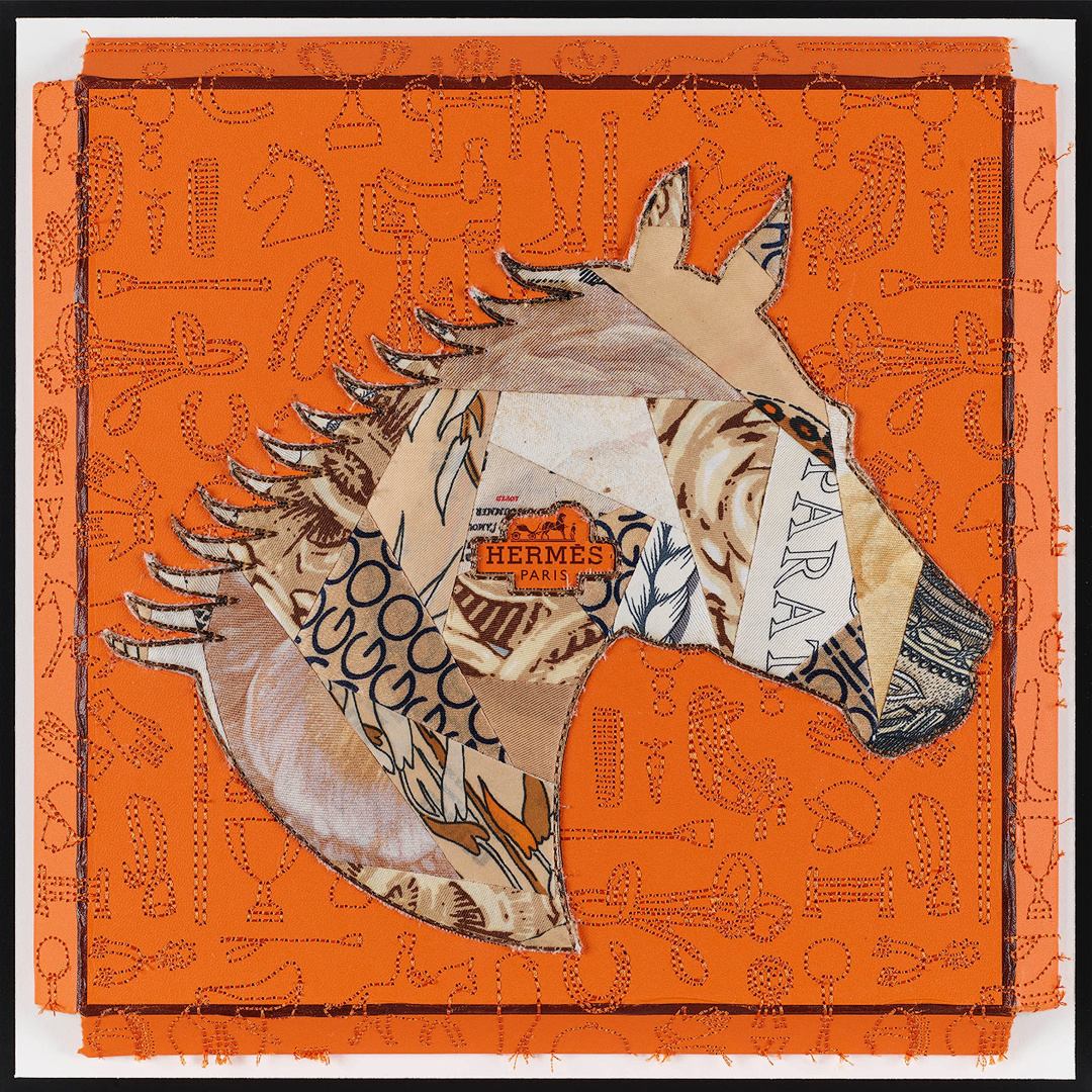 Hermes Neutral Horse