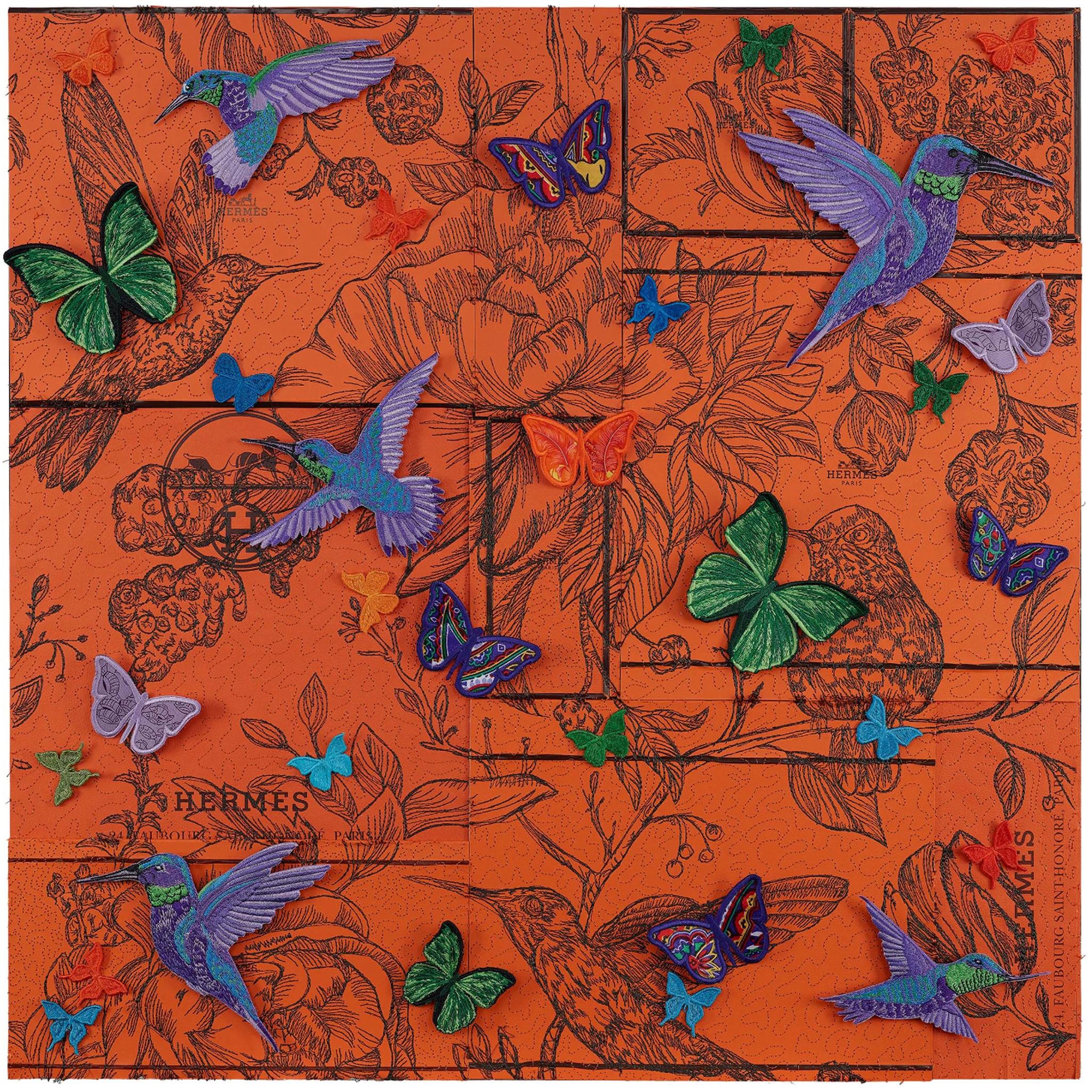 Hermes Hummingbird