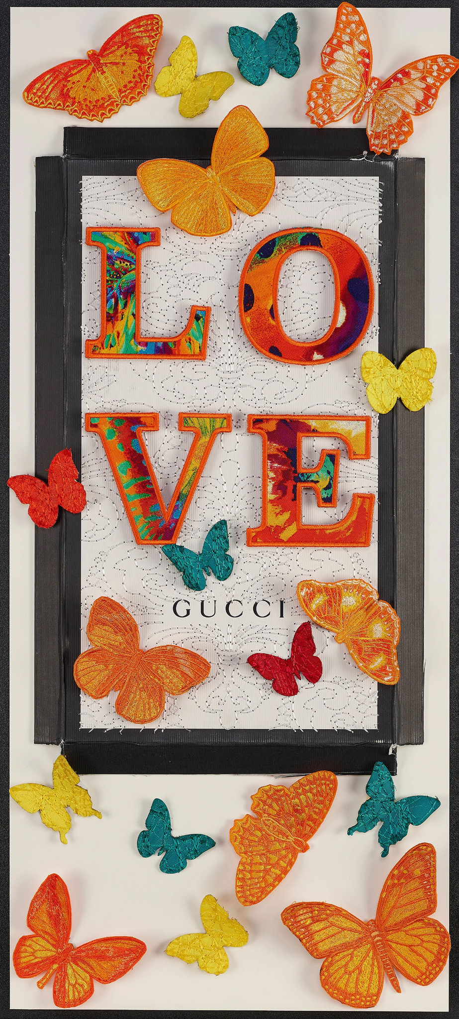 Gucci Orange Love