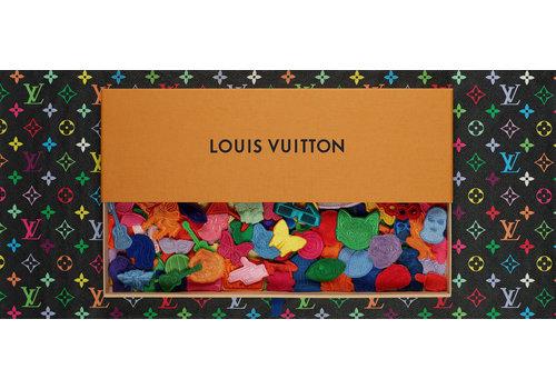 "Stephen Wilson ""LV Icon Box"""