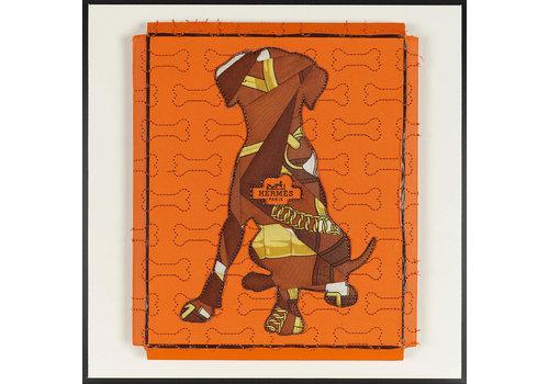 "Stephen Wilson ""Hermes Dog Study"""