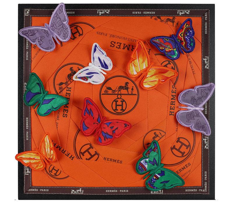 "Stephen Wilson ""Hermes Kaleidoscope"""