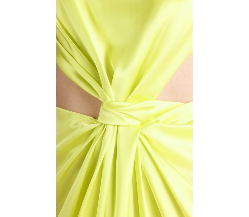 Dion Lee Diverge Drape Dress