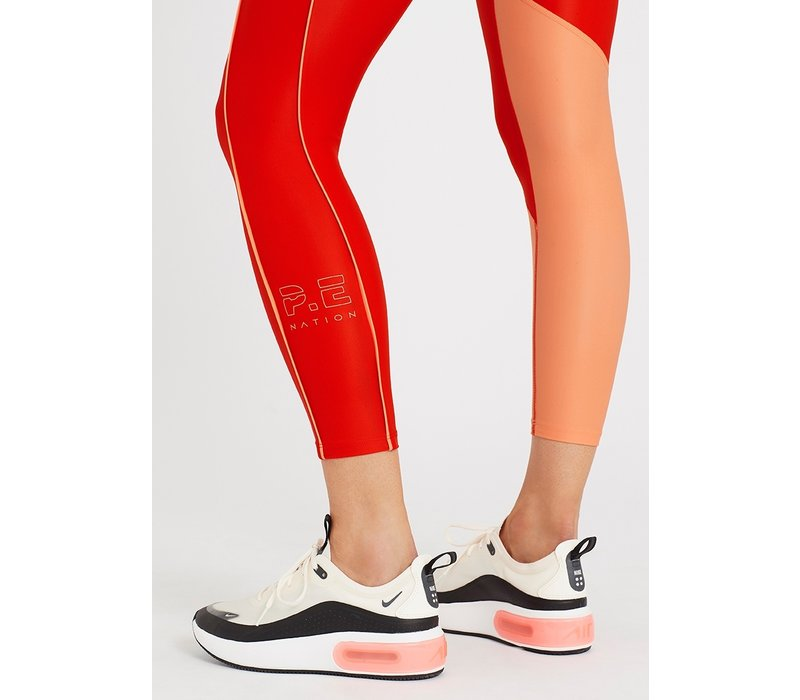 PE Nation Cutshot Legging