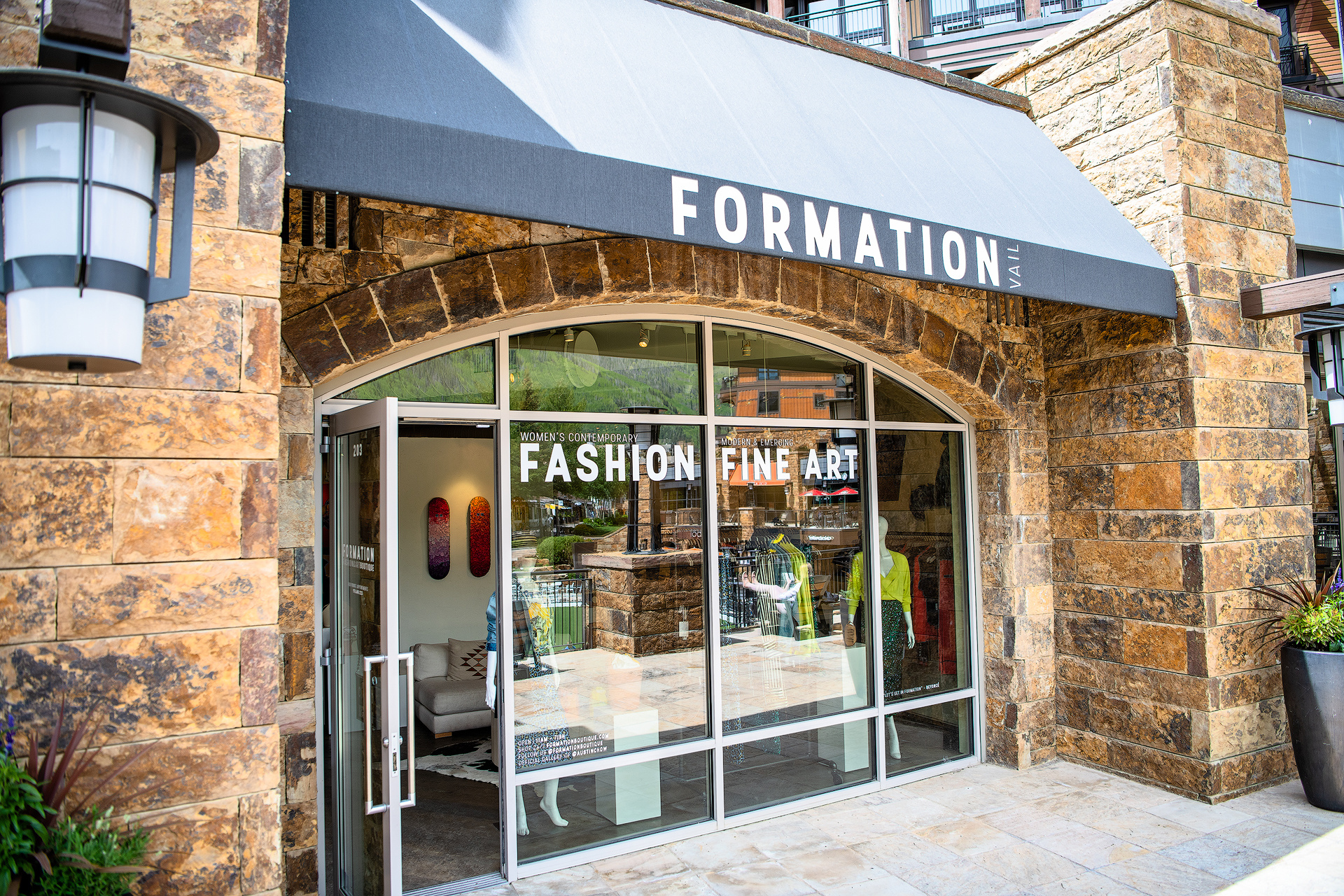 Formation Boutique