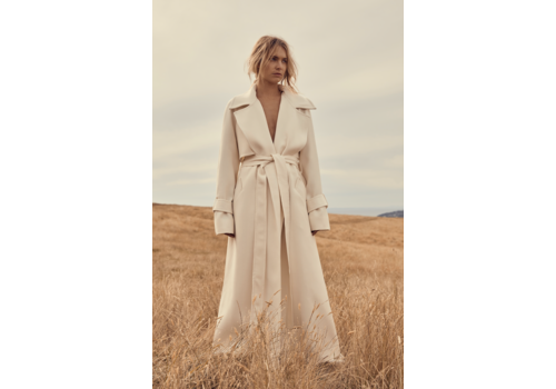 White Story Nadia Trench Coat