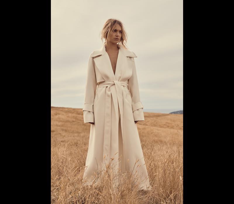 White Story Nadia Trench Coat