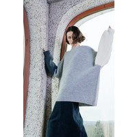 Valentine Witmeur Lab Minimalist Bis Sweater