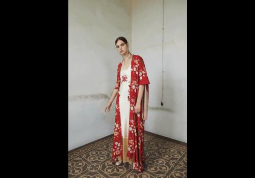 Alejandra Alonso Rojas Florencia Kimono Wrap