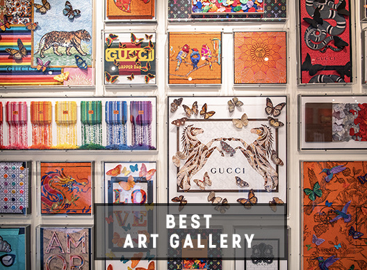 Best Art Gallery Vail 2019