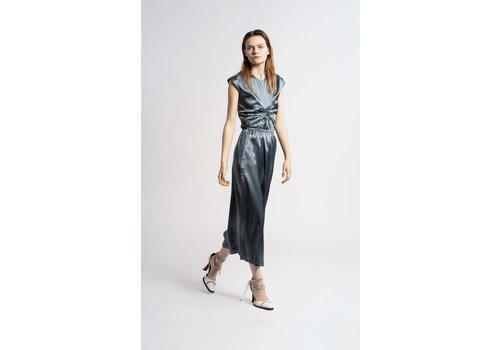 Sies Marjan Xael Bias Midi Skirt
