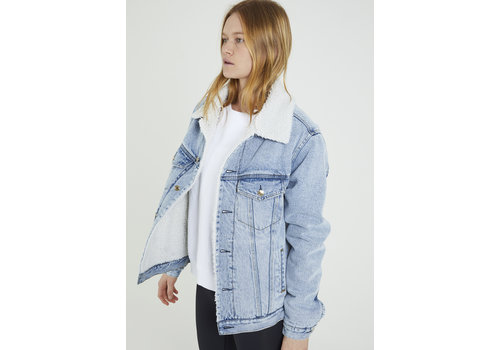 PE Nation 1984 Denim Jacket