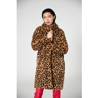 Veda Bexar Faux Fur Coat