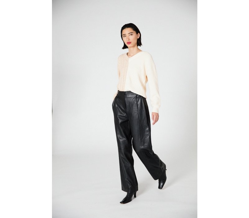 Veda Bess Leather Pant