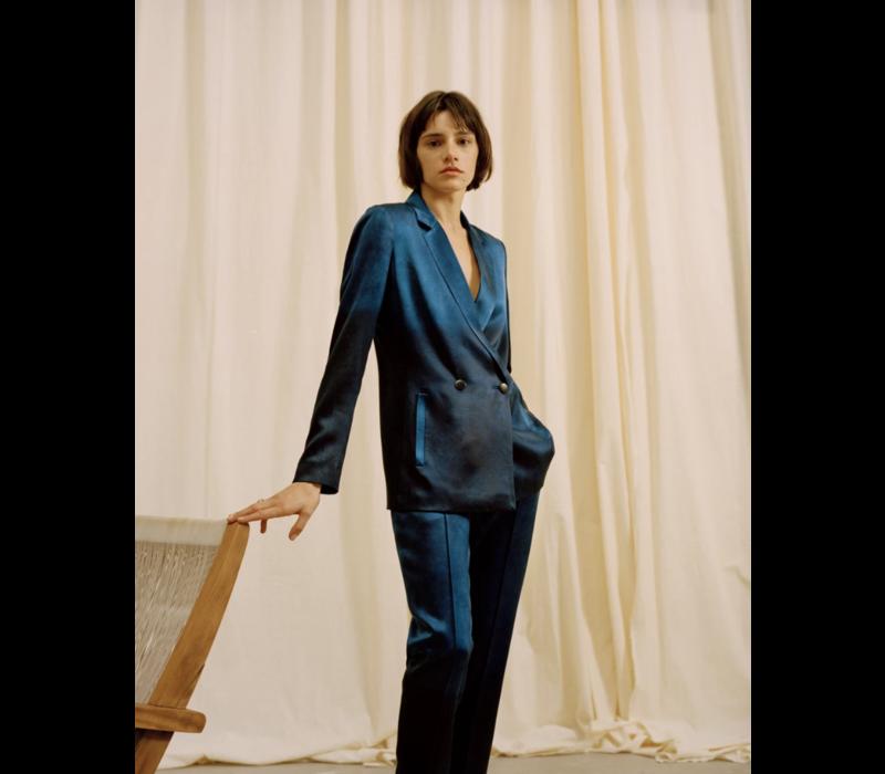 Alejandra Alonso Rojas Hand Dyed Slim Trouser