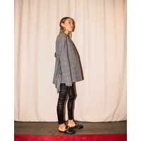 Adeam Ruched Parachute Jacket