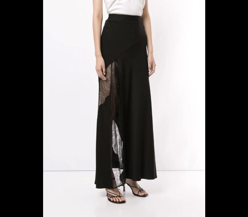 Christopher Esber Lace Split Skirt