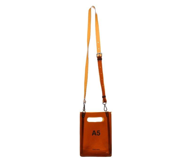nana-nana PVC A5 Bag