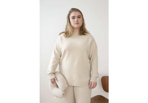 Extreme Cashmere Crew Hop Sweater