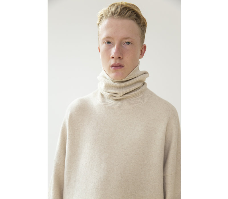 Extreme Cashmere Roll Sweater