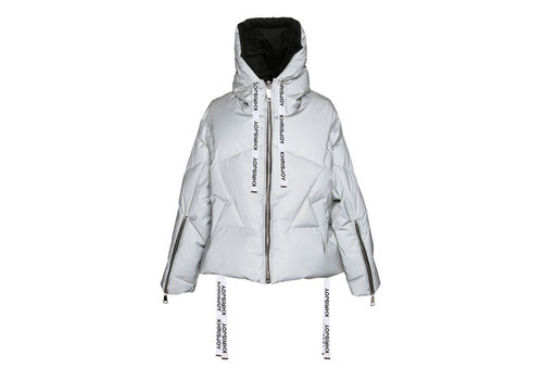 Khrisjoy Khris Reflective Puffer Jacket