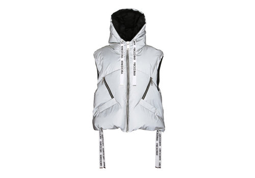 Khrisjoy KH Sleeveless Reflective Puffer Jacket