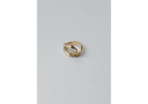 Nadia Shelbaya L'Oeil D'Horus Ring
