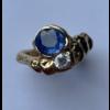 Nadia Shelbaya Nadia Shelbaya Toi et Moi Diamant Ring