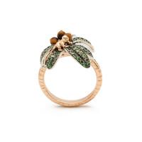 Bibi Van Der Velden Monkey Palm Ring