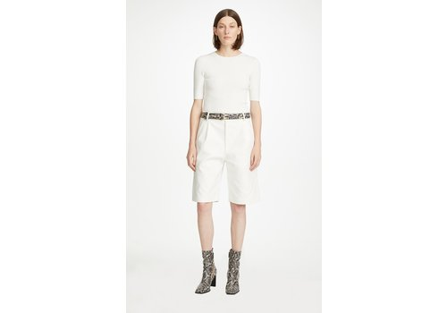 Dion Lee Shadow Cropped Tee
